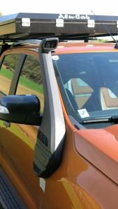 Schnorchel für Ford Ranger