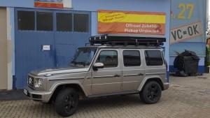 Alu Cab Dachzelt